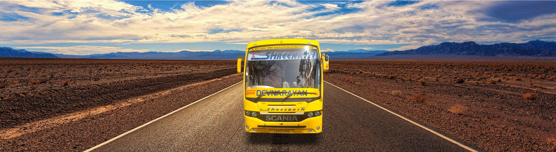 Online Bus Ticket Booking Devnarayan Travels